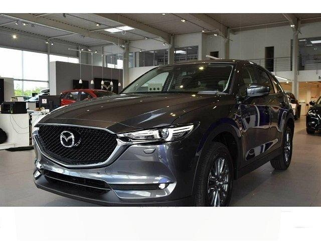 Mazda CX-5 - SKYACTIV-G 165FWD 6GS EXCLUSIVE NAV ACT-P