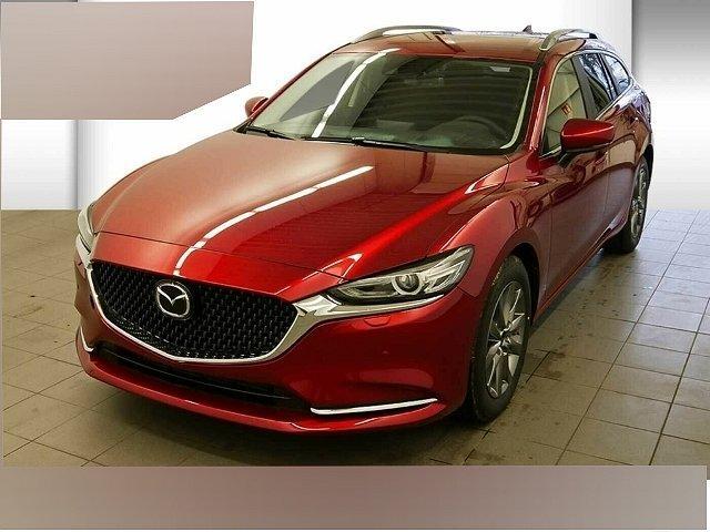 Mazda Mazda6 Kombi - 6 SK SKYACTIV-D 150FWD 6AG EXCLUSIVE