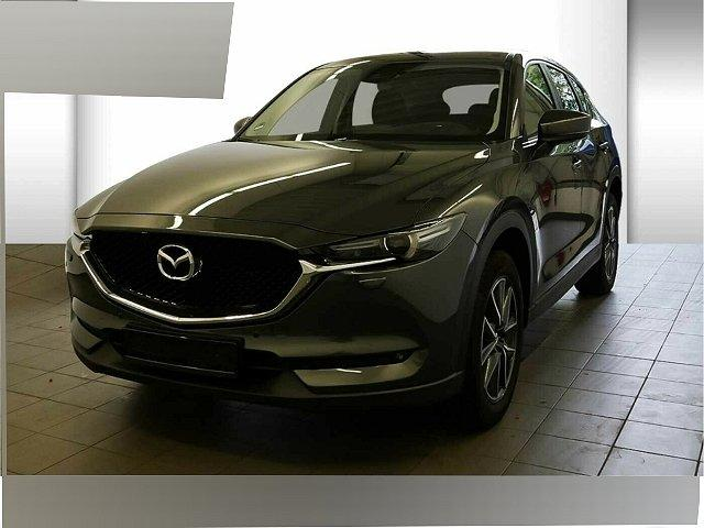 Mazda CX-5 - SKYACTIV-G 165AWD Autom. EXCLUSIVE A19 NAVI ACT-P 360Kamera