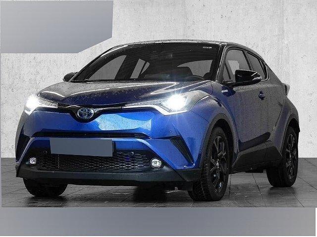 Toyota C-HR - Hybrid Style Selection,LED,Navi,RüKa,JBL