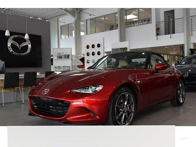 Mazda MX-5 - MX 5 Roadster SKYACTIV 2.0 6Gang Selection DES-P