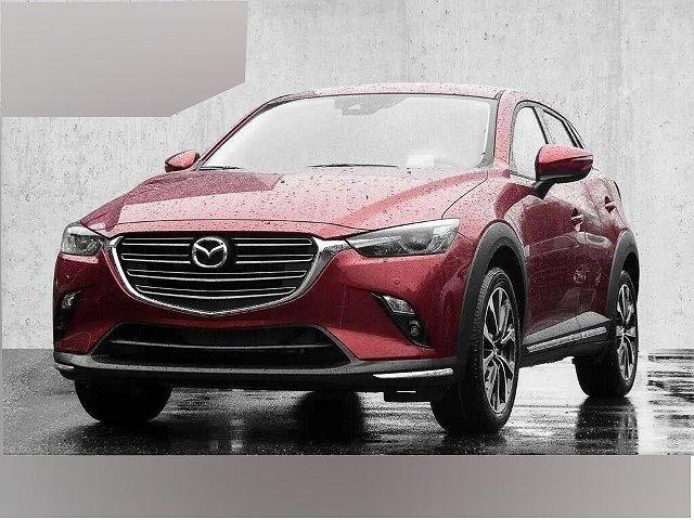 Mazda CX-3 - SKYACTIV-G 121 FWD Selection DUK-P NAVI