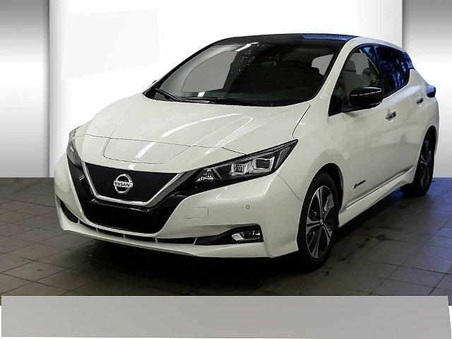 Nissan Leaf - 40 kWh N-CONNECTA Winterpaket LED Navi ACC Fernlichtass. PDCv+h LED-Tagfahrlicht