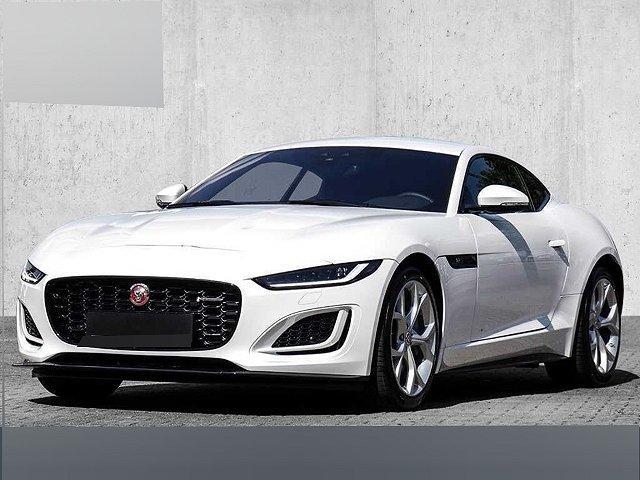 Jaguar F-Type - Coupe P300 Aut. R-Dynamic LED Navi e-Sitze Rückfahrkam. Fernlichtass. PDCv+h