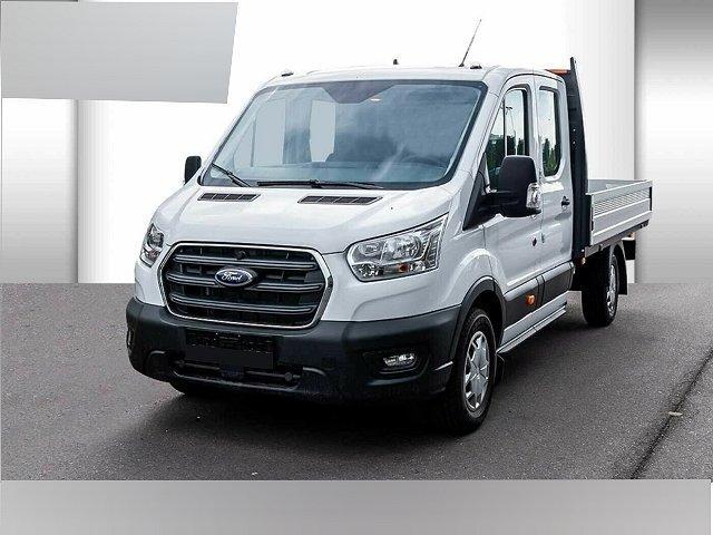 Ford Transit - Trend 350 L4 Doka Pritsche 130PS AHK Gan