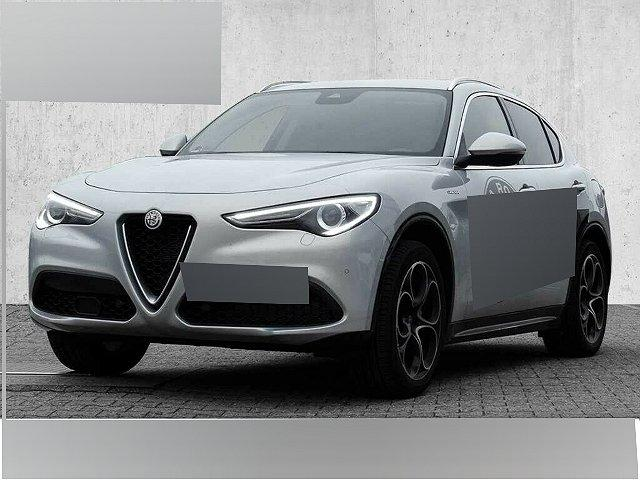 Alfa Romeo Stelvio - 2.0 Turbo 16V AT8-Q4 Lusso Ti Ass.-Paket
