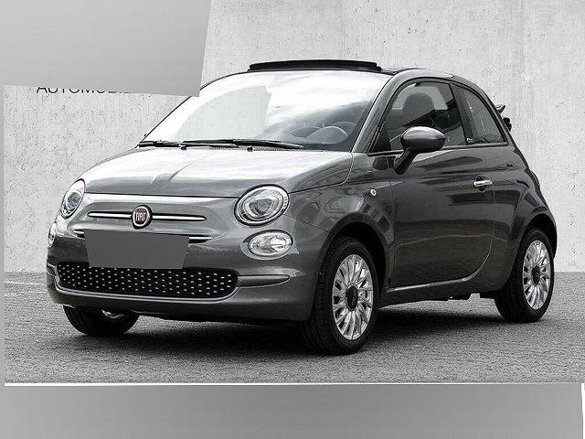Fiat 500C - Hybrid Serie 8 Lounge - City Paket, Klimaan