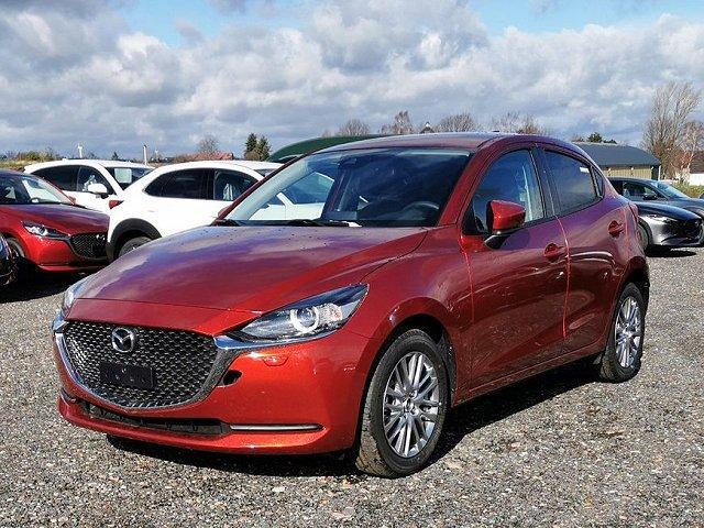 Mazda Mazda2 - 2 1.5 90 PS KIZOKU NAVI TOURING-PAKET