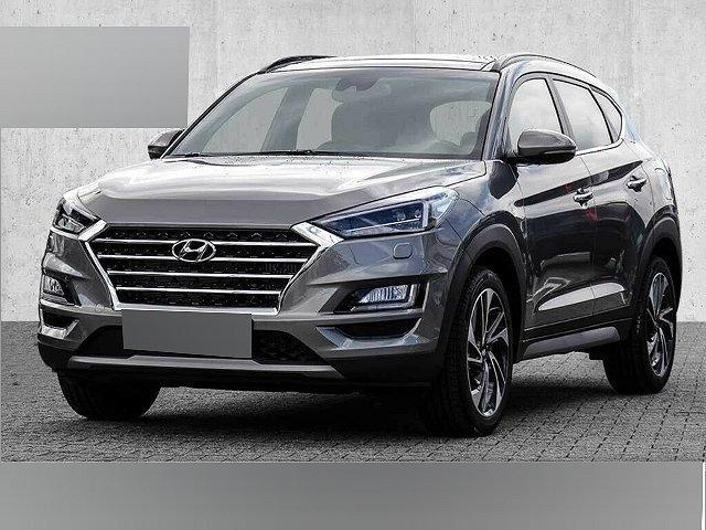 Hyundai Tucson - 1.6 GDi 4WD DCT Premium Panoramadach Lede
