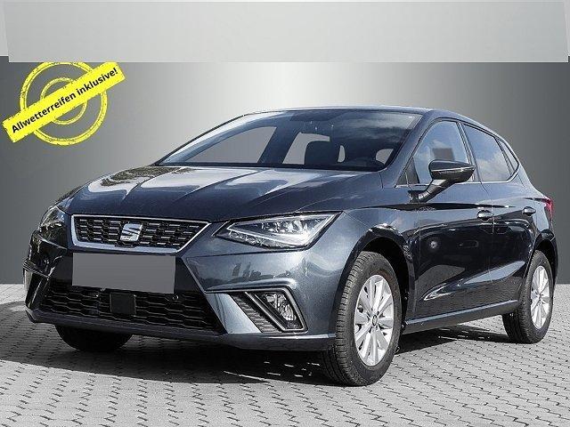 Seat Ibiza - XCellence 1.0+Allwetter+Navi+Klimaauto+DAB