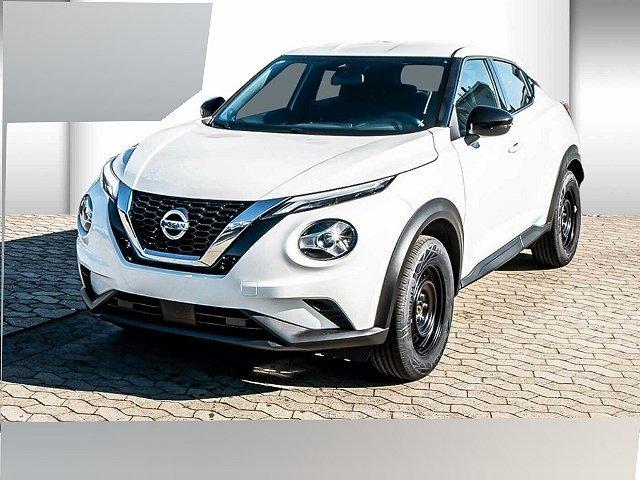Nissan Juke - DIG-T 117 Visia