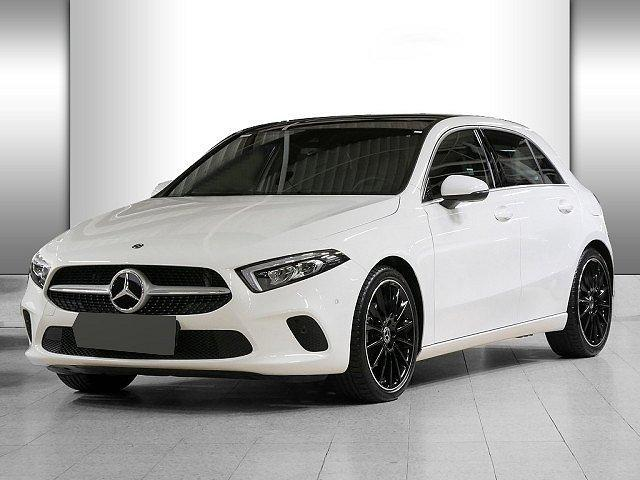 Mercedes-Benz A-Klasse - A 200 Progressive Pano NaviPrem LED 19