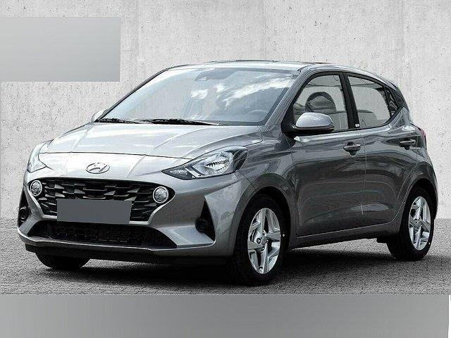 Hyundai i10 - 1.0 TrendNavi-Paket PDC Sitzheizung Lenkradh