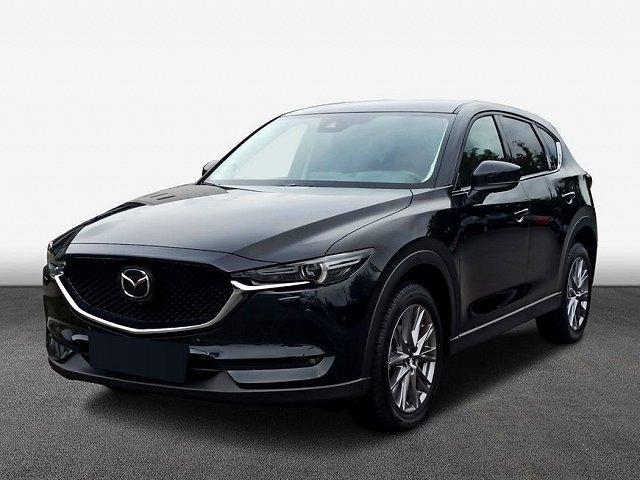 Mazda CX-5 - SKYACTIV-D 184 Aut. AWD SCR Sports-Line LED