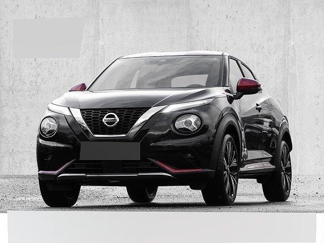 Nissan Juke - DIG-T 117 N-Design Winterpaket Navi 2FL