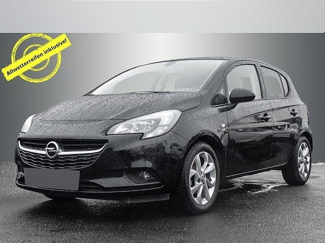 Opel Corsa - E 120 Jahre 1.4+Klima+Allwetter+PDC+DAB