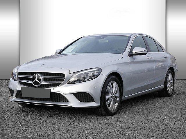 Mercedes-Benz C-Klasse - C 180 Avantgarde SHD MultibLED Kamera Totw.-Spur
