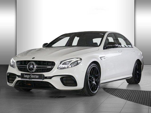 Mercedes-Benz E-Klasse - E 63 AMG S 4M+ Keramik Burm3D Perf Vmax Abstands