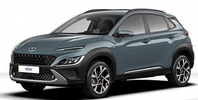Hyundai Kona - 1.0 T-GDI 120 ISG 6MT MY21 NAVI/KRELL/17''...
