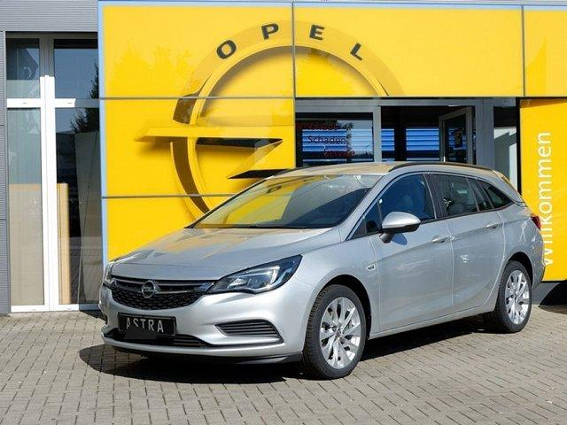 Opel Astra Sports Tourer - 1.6 D Business Sitzhzg. v.