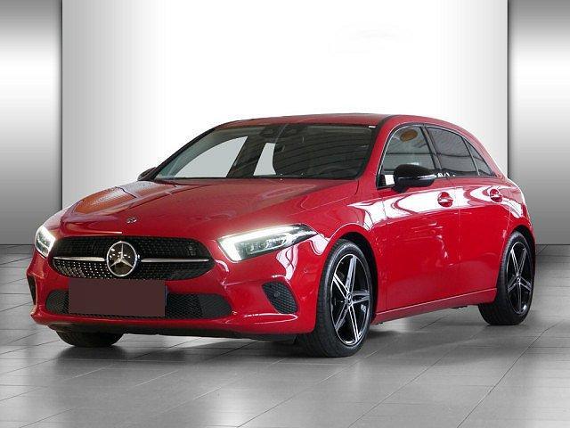 Mercedes-Benz A-Klasse - A 220 Progressive Night Abstandstemp. LED Navi