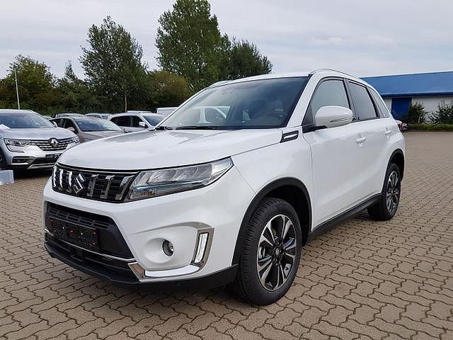 Suzuki Vitara - GLX - 4WD / ACC /17 Zoll Alu/ LED 1.4 Hybrid Al...