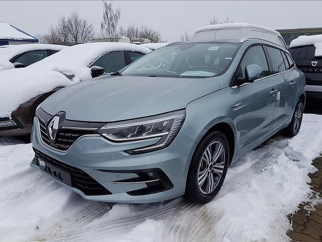 Renault Mégane - Megane Intens NAVI/LED/ALU/SHZ Blue dCi 115 85 kW (115...