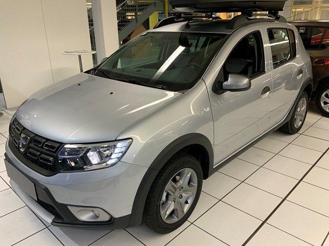 Dacia Sandero - Stepway TCe100 Navi R.Cam/P.sen Klimaaut T.omat Reling BTH Nsw MAL Rückfahrkam.
