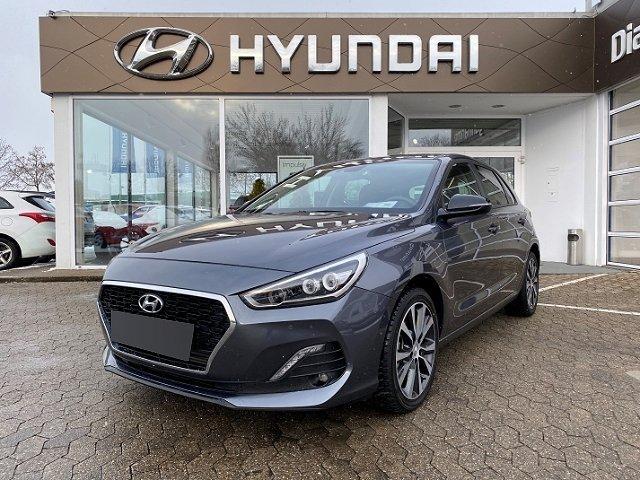 Hyundai i30 - NEW 5-Türer (MJ20) 1.6 CRDi 115PS 7-DCT Sonderedition YES! (2019) Plus LED