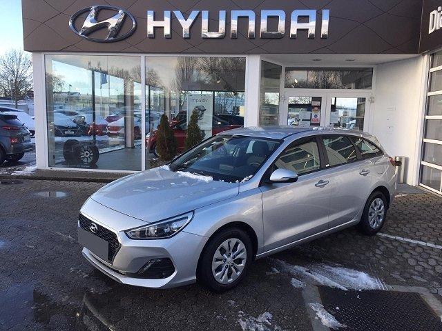 Hyundai i30 Kombi - i30cw (MJ20) 1.4 Benzin Sonderkontingent Navigation Rückfahrkam. Fernlichtass.
