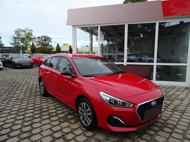 Hyundai i30 Kombi - i30cw 1.4 T-GDi 7-DCT Sonderedition YES! +NAVI+RÜCKFAHRKAMERA+KLIMA+SHZ+LICHTSENSOR+TEMPOMAT