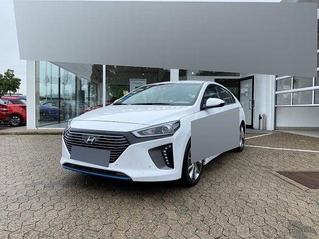 Hyundai IONIQ - Hybrid Electro Premium Sitz-Paket Leder Navi Keyless e-Sitze ACC Rückfahrkam.