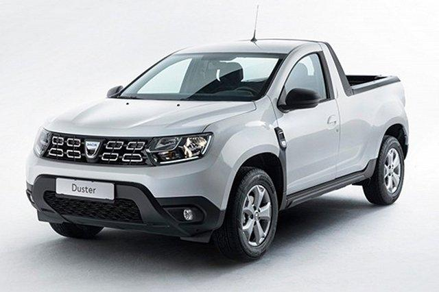 Dacia Duster - Pickup dCi 115 4x4