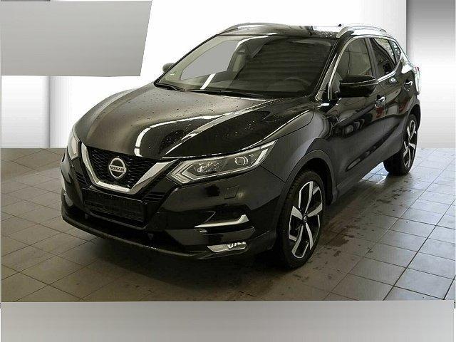 Nissan Qashqai - 1.3 DIG-T DCT Akari 2022 LED Navi Dyn. Kurvenlicht e-Sitze Panorama Fernlichtass.
