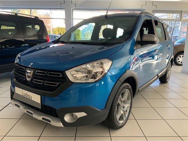 Dacia Lodgy - Stepway 1.5 BLUE dCi 115 EU6d-T 7 Sitzer Navi Klima Rückfahrkamera Multif.Lenkrad