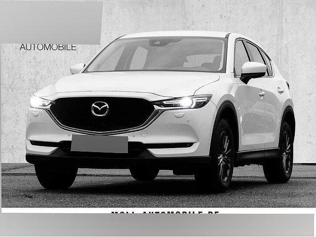 Mazda CX-5 - SKYACTIV G 165 AWD Aut. Exclusive-Line Navi LED Dyn. Kurvenlicht HUD Allrad Fernlichtass.