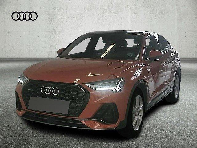 Audi Q3 - Sportback 45 TFSI Q S tronic line LED ACC DAB