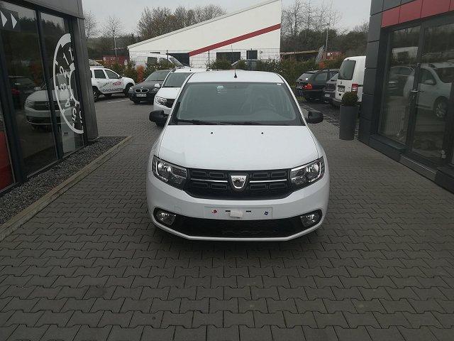 Dacia Sandero - II 73 PS Klima ZV Funk uvm