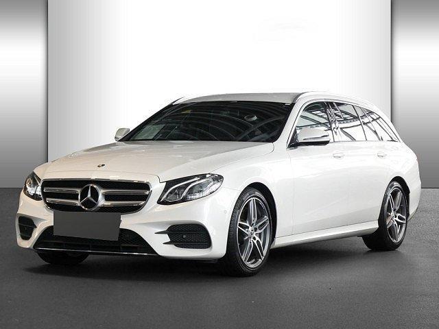 Mercedes-Benz E-Klasse - E 200 d T AMG Line AHK Navi LED Totw. Kamera