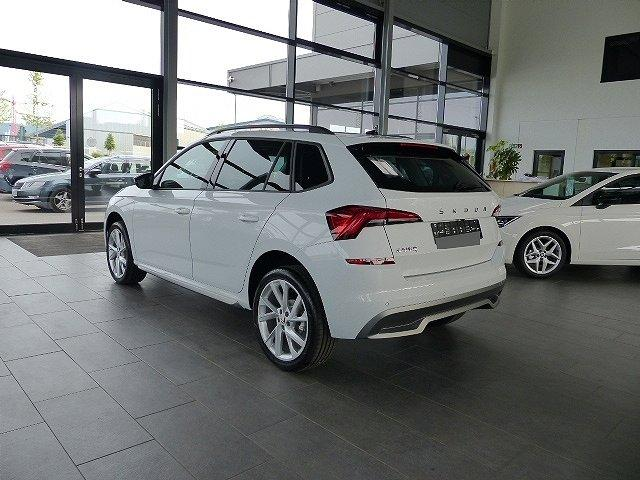 Skoda Kamiq - Style 1.0TSI DSG Navi LED Kamera Sitzh. PDC v+h 18'' Virtual Lane Assist
