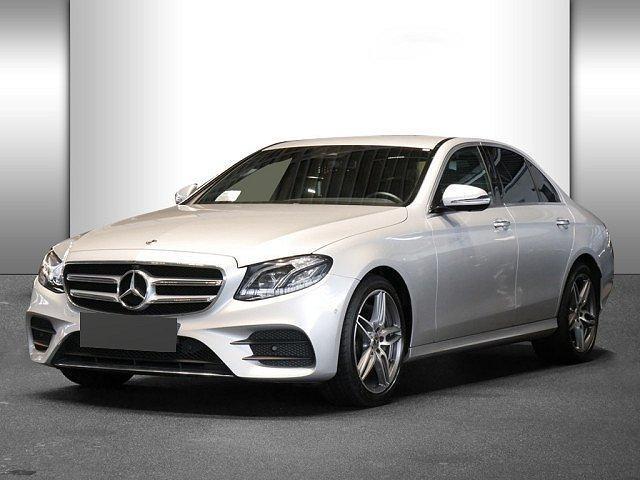 Mercedes-Benz E-Klasse - E 220 d AMG Line Burmester MultibLED 360° Keyles