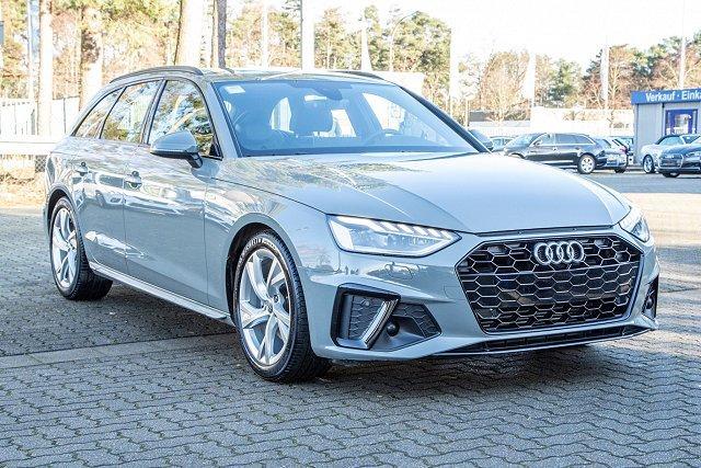 Audi A4 Avant - *S-LINE* 35TFSI S-TRONIC+MATRIX+NAV+ACC