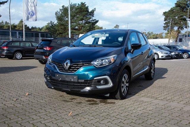 Renault Captur - *LIMITED* 0.9 TCe 90/NAVI/KLIMA/KESSY/SHZ