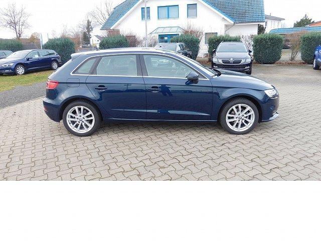 Audi A3 - 1.6 Sportback BMT TDI Navi Klima Xeon