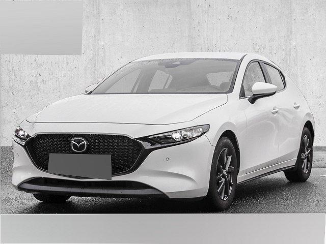 Mazda Mazda3 5-Türer - 3 S SKYACTIV-D 1.8 DRIVE SELECTION Automatik, Ac LED Navi HUD ACC PDCv+h LED-Tagfahrlicht