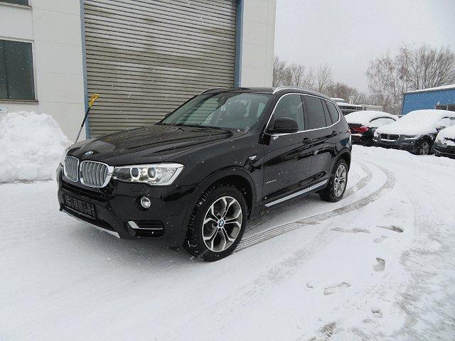 BMW X3 - xDrive20d xLine*Navi*Leder*Pano*HiFi*Bi Xenon