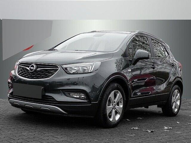 Opel Mokka X - 1.4T Edition Navi PDCv+h LED-Tagfahrlicht