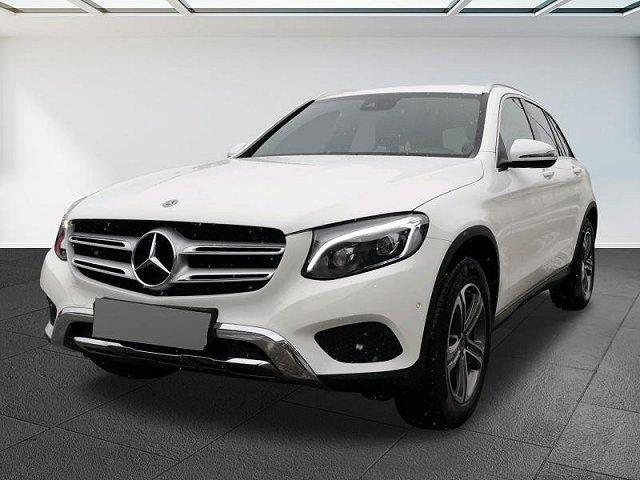 Mercedes-Benz GLC - 250 d 4Matic 9G-TRONIC EURO6 Kamera AHK Sitzheizung