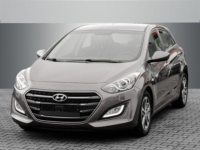 Hyundai i30 - YES! 1.6 GDI Klima+BT+TEMP+PDC+Allwetter