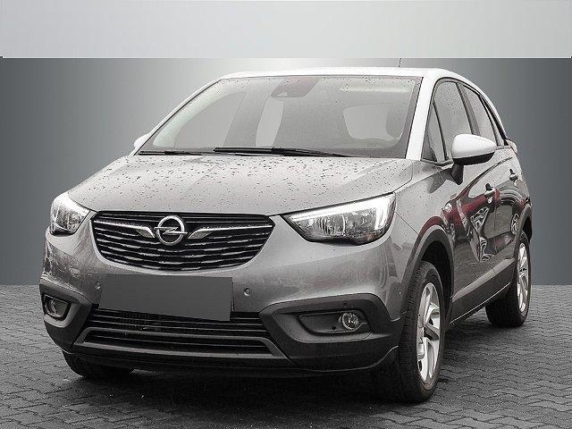 Opel Crossland X - Edition 1.2 T Aut Navi Cam Sitzhzg Carplay